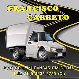 Francisco Carretos Sete Lagoas MG